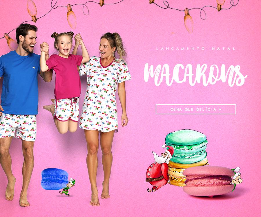 Natal - Macaron