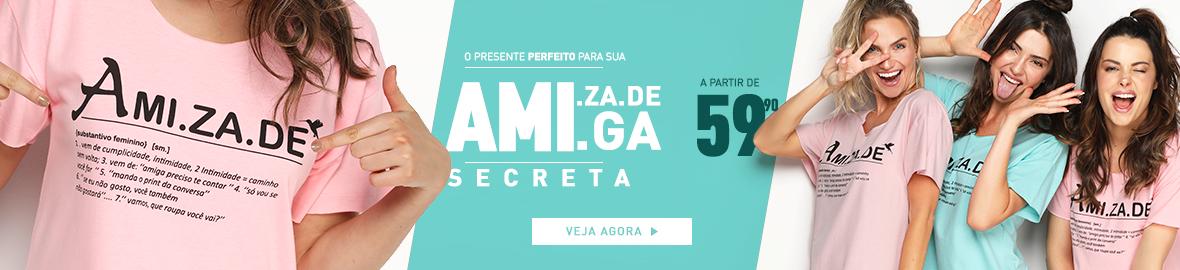 Ami.za.de - Amiga secreta