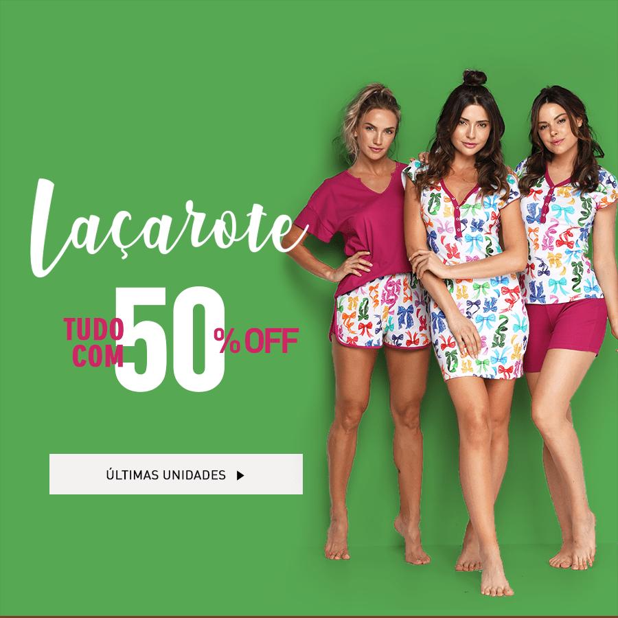 Natal - Laçarote 50off
