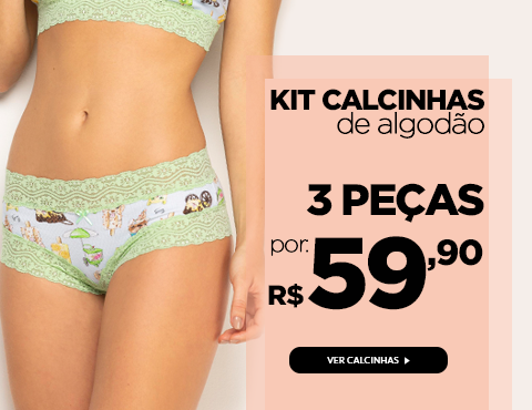 Kit-Calcinhas