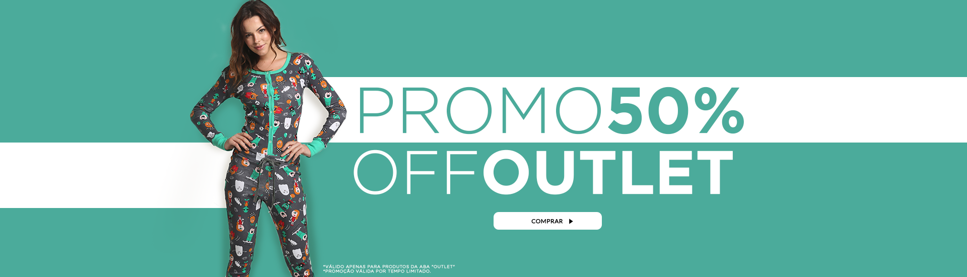Outlet 50%Off