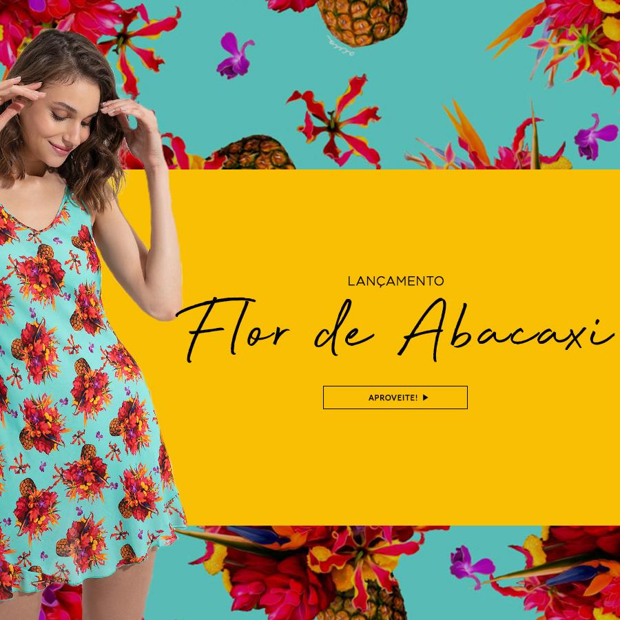 Flor de Abacaxi