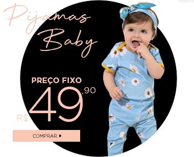 Pijamas Baby