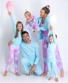 Pijama para a família inteira na Acuo